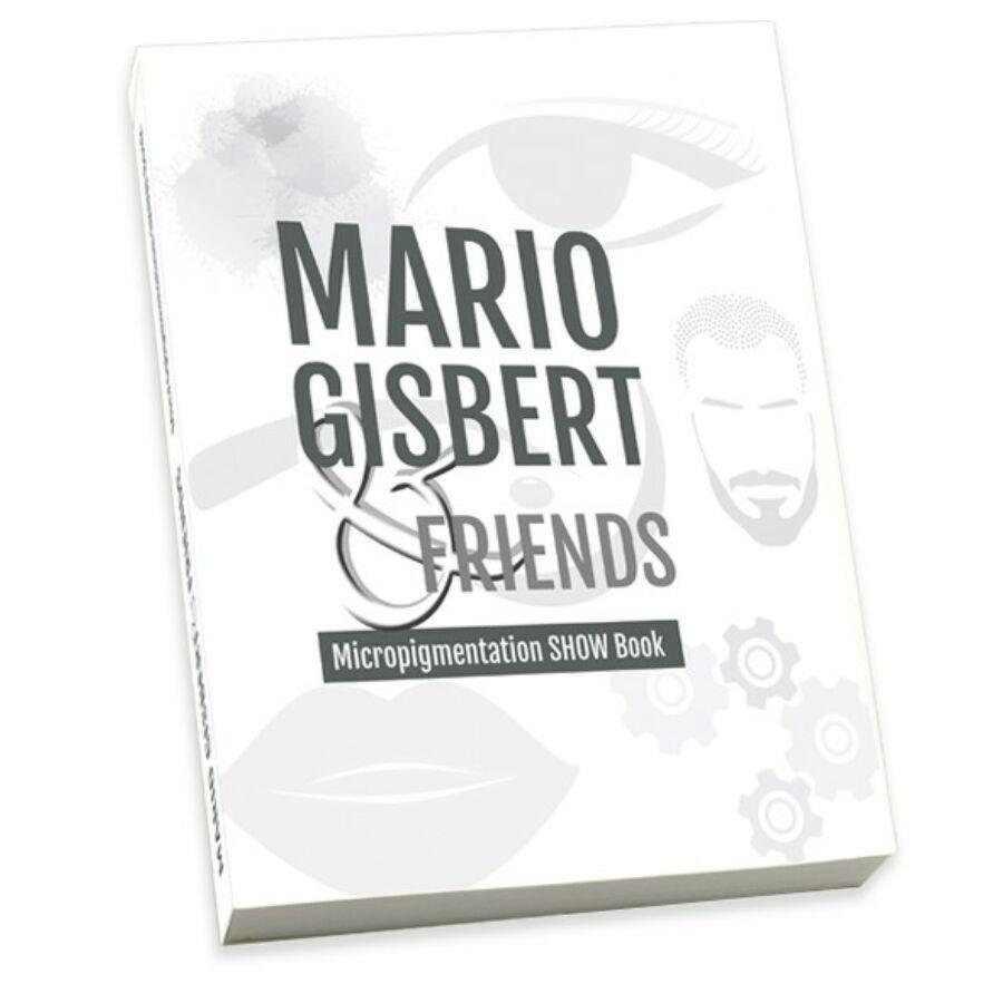 Mario Gisbert & Friends - sminktetováló kézikönyv