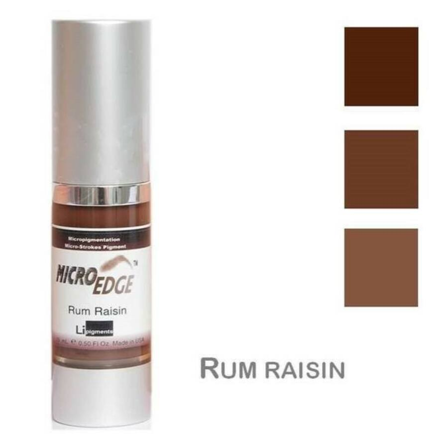 Micro Edge Li pigment - Rum Raisin 15 ml