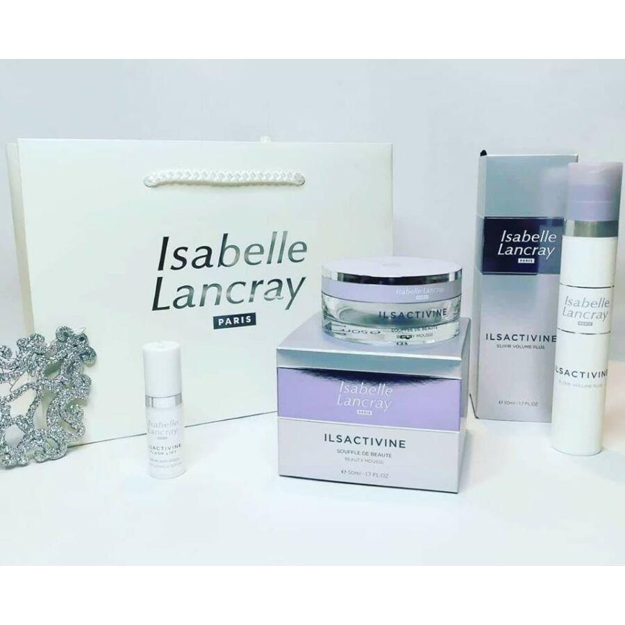 Isabelle Lancray Ilsactivine csomag érett bőrre ajándék feszesítő szérummal