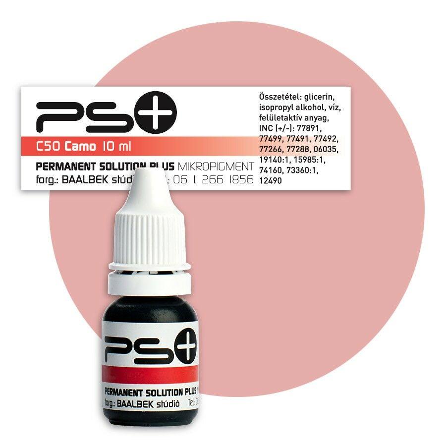 Permanent Solution Plus - CAMO 10 ml