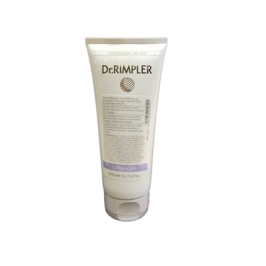 Dr. Rimpler CUTANOVA Cream Rutivital - rozácea elleni krém 200 ml