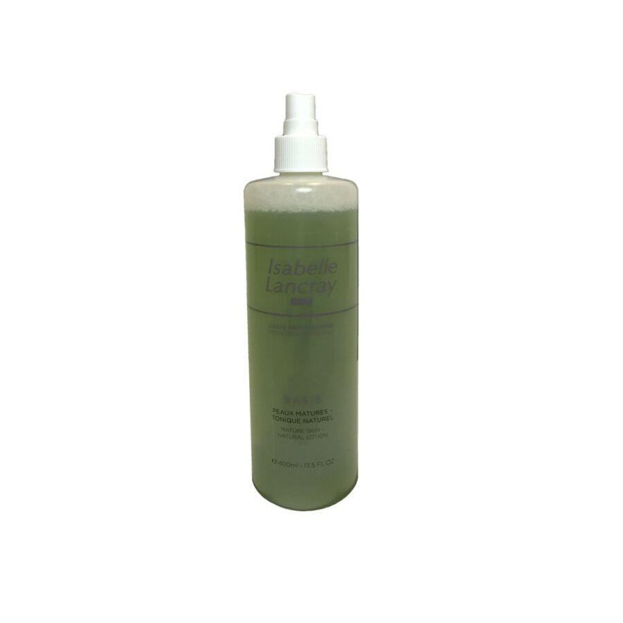 Isabelle Lancray BASIC LINE Natural Lotion - tonik száraz, érett bõrre 400 ml