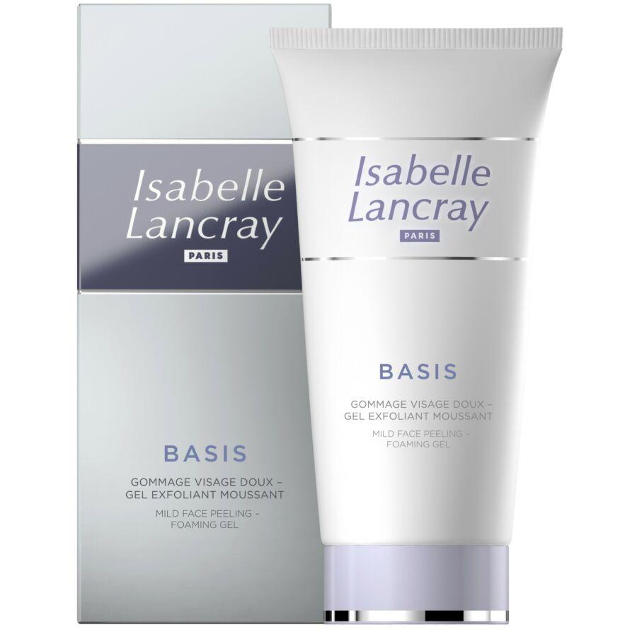 Isabelle Lancray BASIC LINE Mild Facial Peeling Gel - szemcsés peeling gél 150 ml