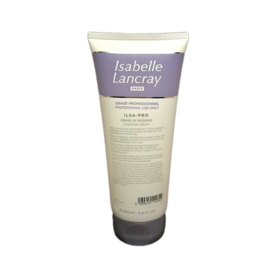 Isabelle Lancray BASIC LINE Massage Cream - wellness masszázskrém 200 ml