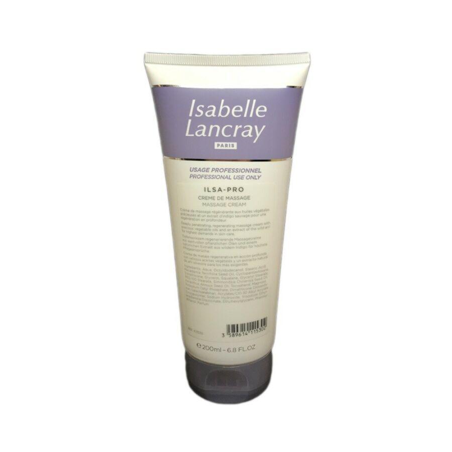 Isabelle Lancray BASIC LINE Massage Cream - wellness masszázskrém 200 ml