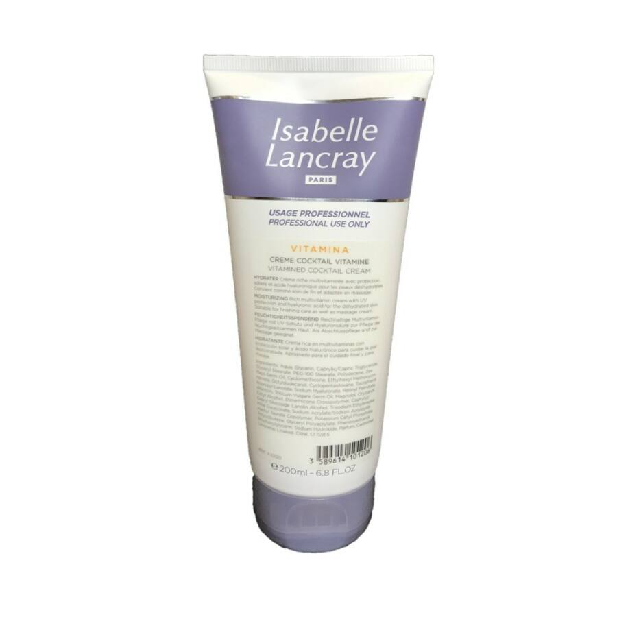 Isabelle Lancray VITAMINA  Vitamined Cocktail Cream - multivitamin krém 200 ml