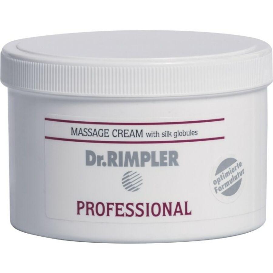 Dr. Rimpler PROFESSIONAL Massage Cream - masszázskrém selyemproteinekkel 500 ml