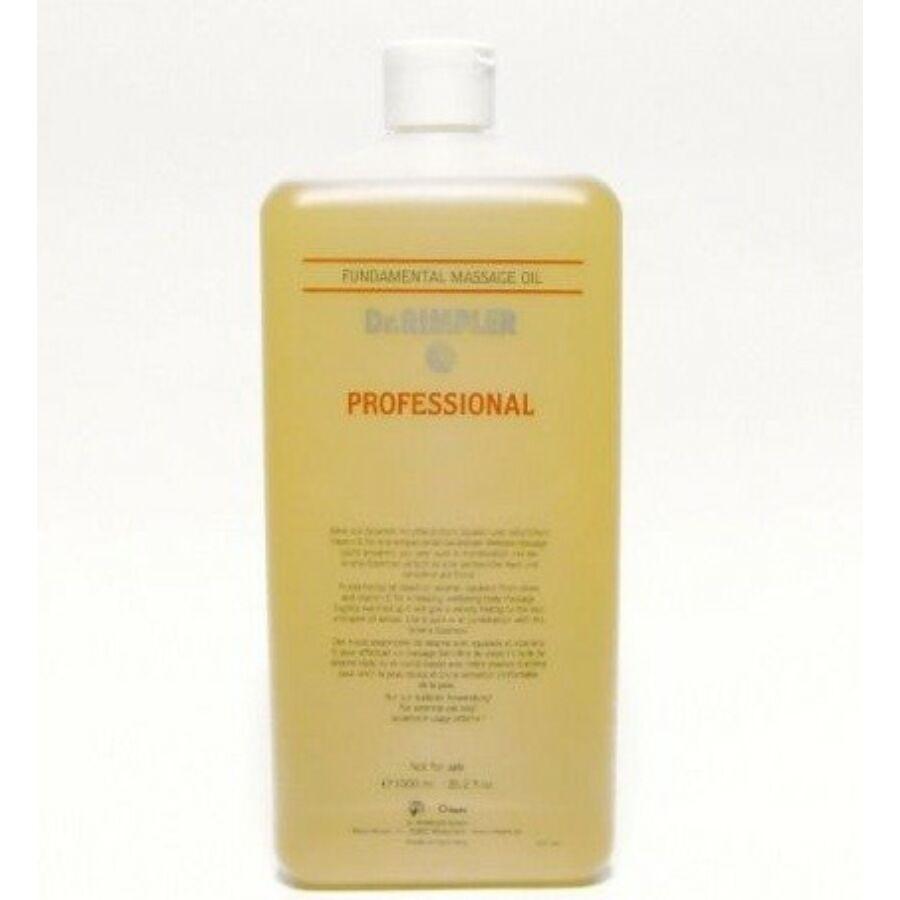 Dr. Rimpler PHYSIO EMOTIONAL MASSAGE - Fundamental Massage Oil - alap masszázs olaj 1000 ml