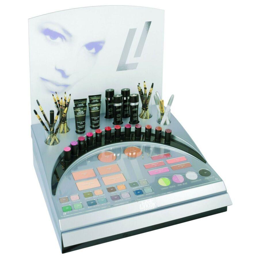 Isabelle Lancray Make-up display teszter szettel feltöltve